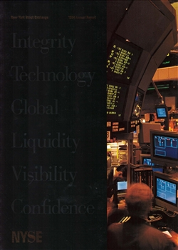 1994 New York Stock Exchange (NYSE) Annual Report