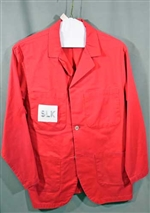 NYSE Floor Trader Jacket - SLK Red