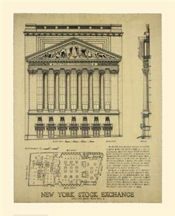 New York Stock Exchange Building Layout