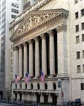 New York Stock Exchange by Maloratsky