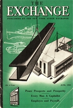 The Exchange Magazine – June 1953