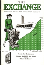 The Exchange Magazine – September 1953