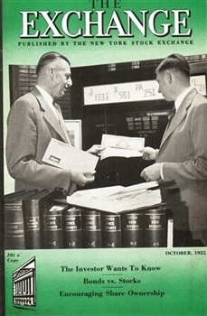 The Exchange Magazine – October 1955