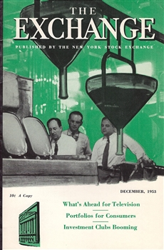 The Exchange Magazine - December 1953
