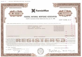 Fannie mae stock options