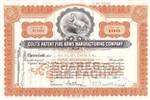 Colt's Patent Fire Arms Manufacturing Company - Orange