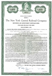 The New York Central Railroad Co Mtg Bond