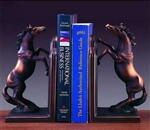 Horse Bookends - Bronze Finish