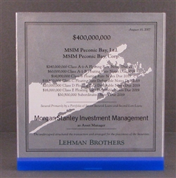MSIM Peconic Bay - Lehman Brothers Deal Lucite