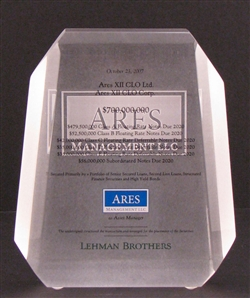 ARES Management - Lehman Brothers Deal Lucite