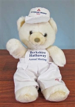2003 Berkshire Hathaway Meeting Bear