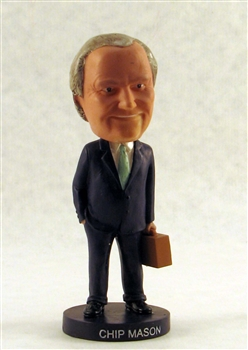 Chip Mason - Legg Mason Bobble Head
