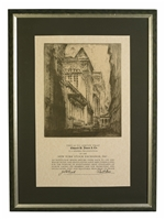 Edward D. Jones & Co. NYSE Stock Exchange Listing