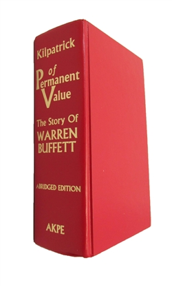 Of Permanent Value - The Story of Warren Buffett - Book - Abridged Edition