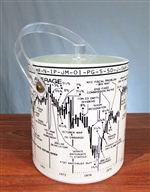 Dow Jones Industrial Average Ice Bucket