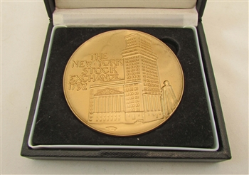 NYSE Colorado World Cup Opening Bell Ceremony Medallion - Coin
