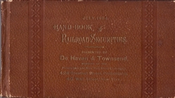 1894 Handbook of Railroad Securities