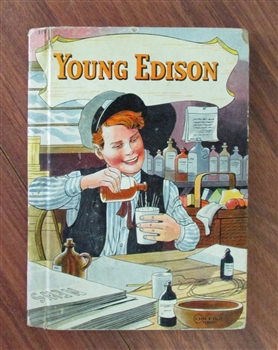1940 Young Edison - The True Story of Edison's Boyhood