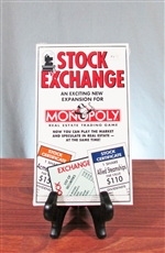 Stock Exchange Expansion for Monopoly Board Game