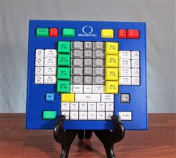 Fixed Income Trading Specialist Keyboard
