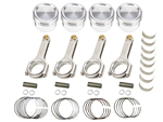 Tacoma 3RZ Piston & Rod Set Low Compression 8.3:1 1995-2004
