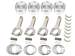 Tacoma 3RZ Piston & Rod Set Stock Compression 10:1 1995-2004