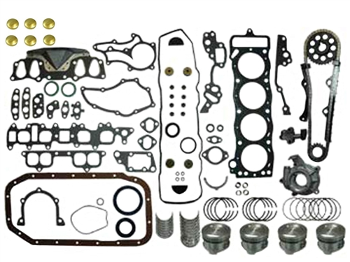 Economy Master Rebuild Kit - 22R/RE(85-95)