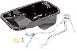Oil Pan Kit(New OEM) - 5VZ Taco(w/Solid Axle Swap) OEM Toyota P/N: 15147-62020 15104-62040 11452-62060 12101-65030