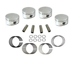 "Pro Piston Set(10.5:1) - 22R/RE(85-95)(+.080"")"