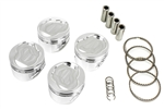 Street Stroker Piston Set (9.7:1) - 22R/RE/RET (1985-1995)