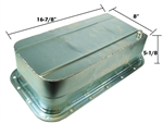 High Capacity Oil Pan - 2RZ/3RZ(w/Solid Axle Swap)