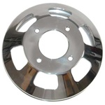 "Water Pump Pulley(Billet)(6"") - 20R/22R/RE/RET"
