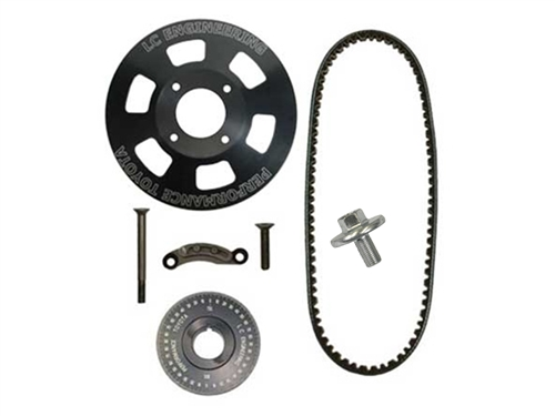 "Pro Underdrive Kit Race Only 7"" 20R/22R/RE/RET Use Without Alternator"