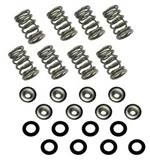 Dual Spring & Titanium Retainer Kit-20R/22R/RE/RET