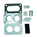 "LCE Pro Spiral Spacer - 1"" Weber Carb. Spacer Kit"