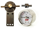 Fuel Pressure Gauge Kit Low Pressure Carb Only