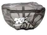 "K&N PreCharger Wrap - 4.5"" x 7"" x 3.5""Oval-Straigt"