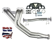 Street Header Kit 2 Wheel Drive 22R/RE 1982-1984
