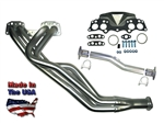 Street Header Kit 4wd Direct-Fit - 22R/RE 1982-1984