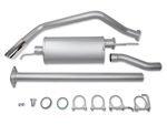 Pro Flow Exhaust System - 1GR Tacoma 2005-2012