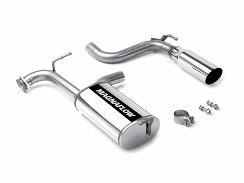 Exhaust System - 1.8L(VVT-I) Celica GT (00-05)