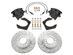 Front Disc Brake Upgrade Kit 1983-1995 2WD Pickup ONLY