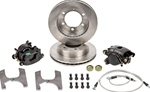 Rear Disc Brake Conversion 1995-2004 Tacoma & 1996-2004 4Runner 6 Lug Only