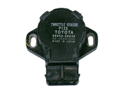 22RE/RET Throttle Position Sensor (86-5/89) OEM Toyota P/N: 89452-20050