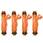 2RZ Equalized Fuel Injector Set (10/00-04)