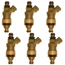 5VZ (V6) Equalized Fuel Injector Set (95-98)