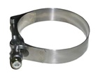 T-Bolt Hose Clamp - 3.5""