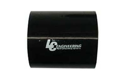 "Silicone Coupler(Black) - 2.75"" ID"