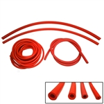 Silicone Vacuum Hose Kit Red (3VZ)