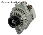 High Output Alternator Stock Fitment Custom Toyota Application